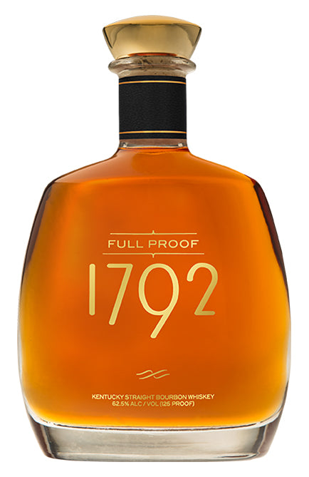 1792 Full Proof Straight Bourbon Whiskey