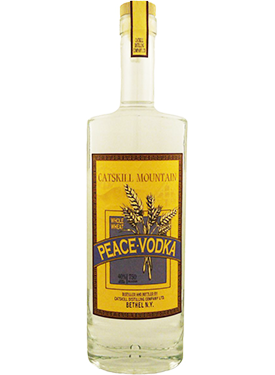 Catskill Distilling Peace Vodka