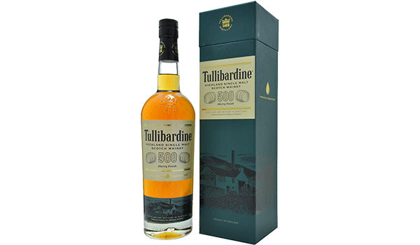 Load image into Gallery viewer, Tullibardine 500 Sherry Cask Finish
