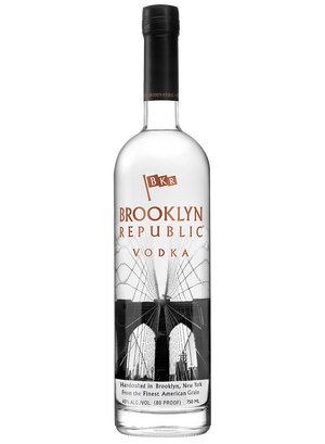 Load image into Gallery viewer, Brooklyn Republic Vodka