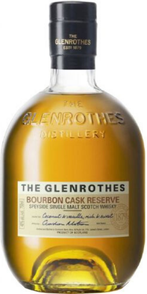Glenrothes Bourbon Cask Reserve Scotch Single Malt