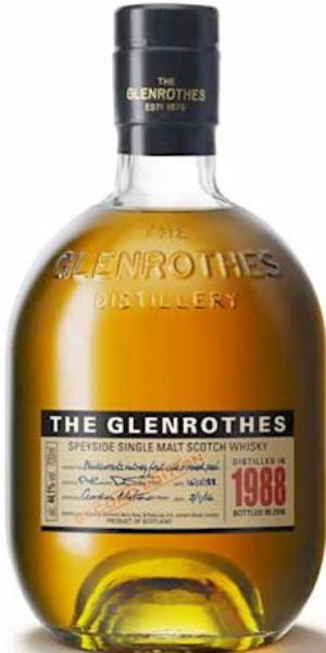 Load image into Gallery viewer, Glenrothes 1988 Single Malt Scotch Whiskey