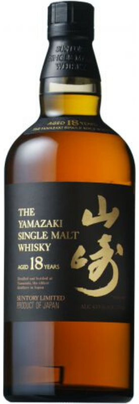 Load image into Gallery viewer, Yamazaki 18 Year Old Single Malt Whisky