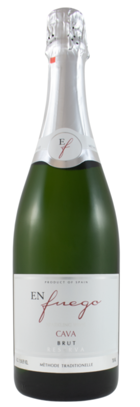 Load image into Gallery viewer, En Fuego Cava Brut Reserva