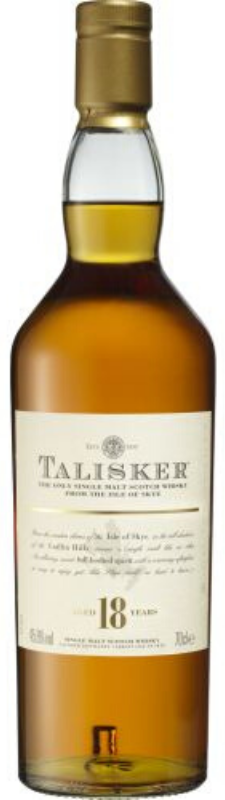 Load image into Gallery viewer, Talisker 18 Year Old Single Malt Scotch Whisky 750ml