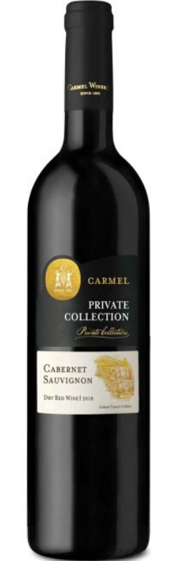 Carmel Cabernet Sauvignon Private Collection (20% OFF)