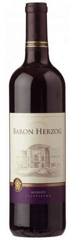 Load image into Gallery viewer, Baron Herzog Merlot