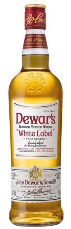 Load image into Gallery viewer, Dewar's White Label Blended Scotch Whisky 375ml