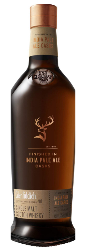 Glenfiddich India Pale Ale Cask Single Malt Scotch Whisky