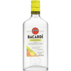 Load image into Gallery viewer, Bacardi Pineapple Rum 375ml