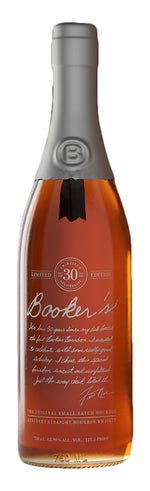 Booker's 30th Anniversary Limited Edition Kentucky Straight Bourbon Whiskey