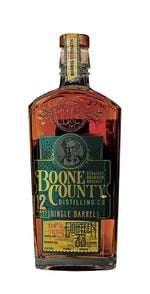 Boone County 1833 12 Year Old Single Barrel Straight Bourbon Whiskey