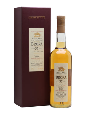 Load image into Gallery viewer, Brora 37 Year Old Single Malt Scotch Whiskey