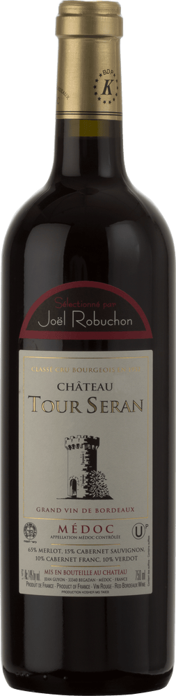 Load image into Gallery viewer, Chateau Tour Seran