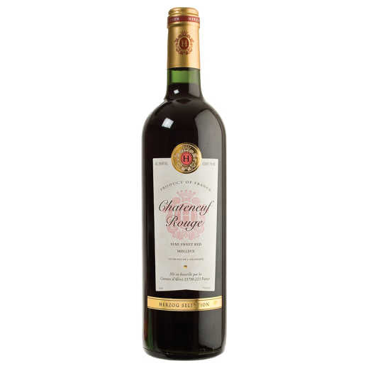 Load image into Gallery viewer, Chateneuf Rouge Semi Sweet Bordeaux