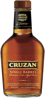 Cruzan Single Barrel Rum