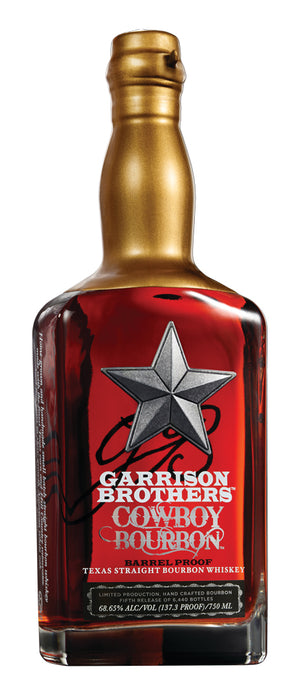 Load image into Gallery viewer, Garrison Brothers Cowboy Bourbon 2019 Straight Bourbon Whiskey
