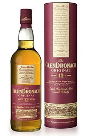 Load image into Gallery viewer, Glendronach 12 Year Old Single Malt Scotch Whiskey