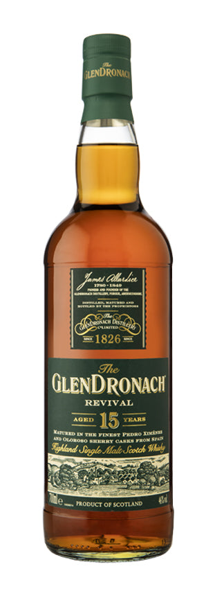 Load image into Gallery viewer, Glendronach 15 Year Old Single Malt Scotch Whisky