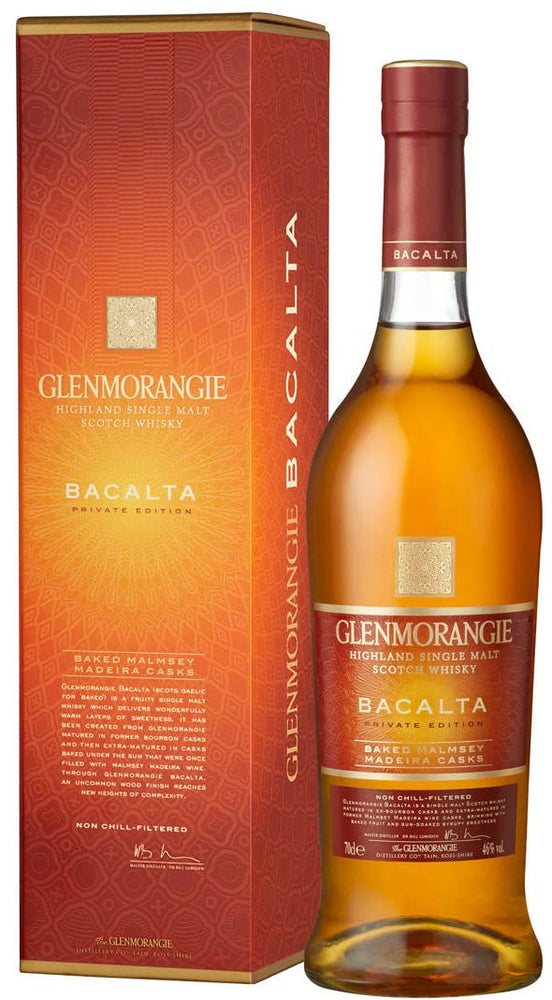 Load image into Gallery viewer, Glenmorangie Bacalta Single Malt Scotch Whisky