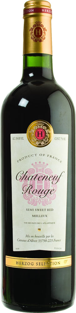 Herzog Selection Chateneuf Rouge Semi Sweet Bordeaux
