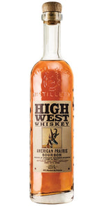 High West American Prairie Bourbon Whiskey