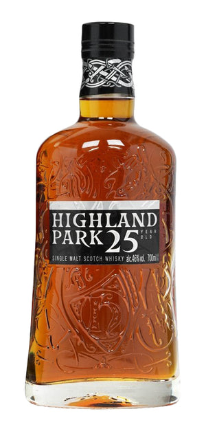 Highland Park 25 Year Old Single Malt Scotch Whisky
