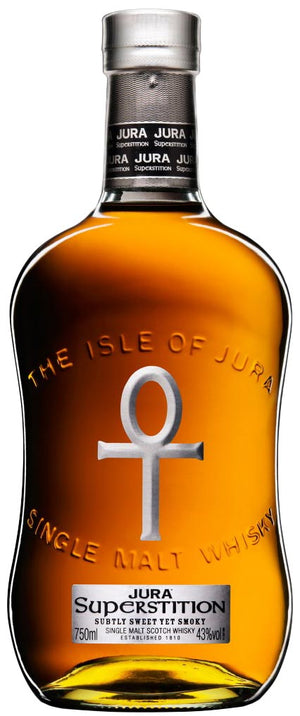 Load image into Gallery viewer, Jura Superstition Single Malt Scotch Whisky