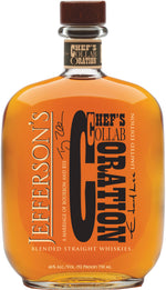 Jefferson's Chef's Collaboration Blended Straight Whiskey