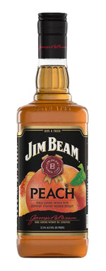Jim Beam Peach Straight Kentucky Bourbon Whiskey