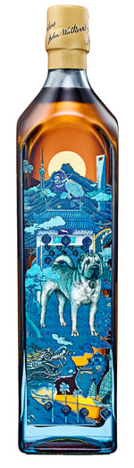 Johnnie Walker Blue Label Year of the Dog Scotch Whisky