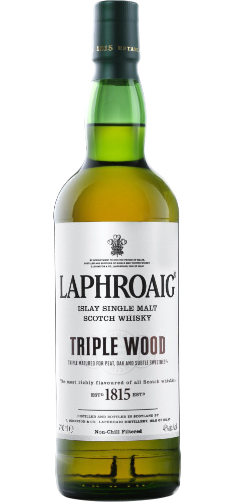 Load image into Gallery viewer, Laphroaig Triple Wood Single Malt Scotch Whisky