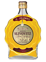 Jelinek 10 Year Old Gold Slivovitz Plum Brandy