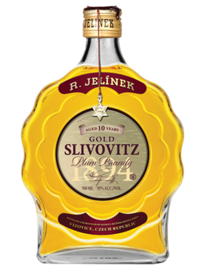 Load image into Gallery viewer, Jelinek 10 Year Old Gold Slivovitz Plum Brandy
