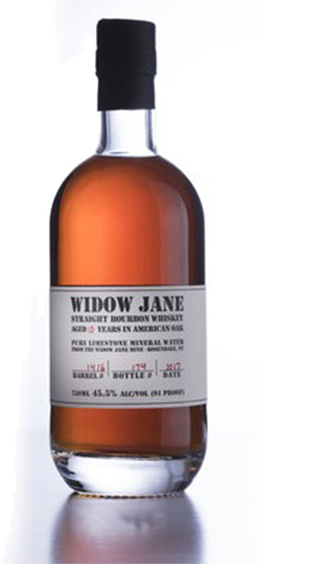 Widow Jane Straight 10 Year Bourbon Whiskey 750ml