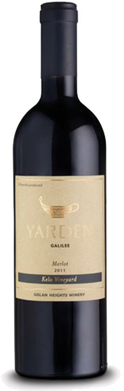 Yarden Merlot Kela Vineyard
