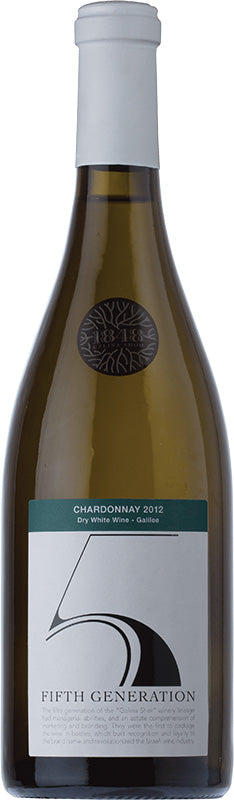 1848 5th Generation Chardonnay