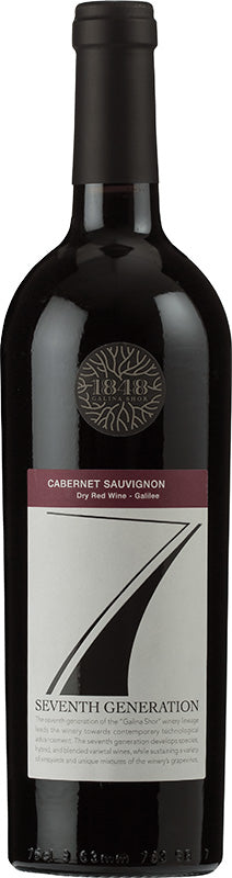 1848 7th Generation Cabernet Sauvignon