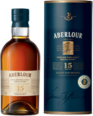 Load image into Gallery viewer, Aberlour 15 Year Old Single Malt Scotch Whisky