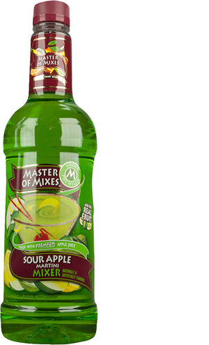 Load image into Gallery viewer, Master of Mixes Sour Apple Mix