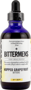 Bittermens Hopped Grapefruit Bitters 5oz