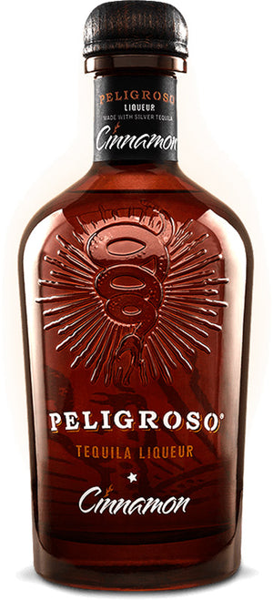 Load image into Gallery viewer, Peligroso Cinnamon Tequila Liqueur