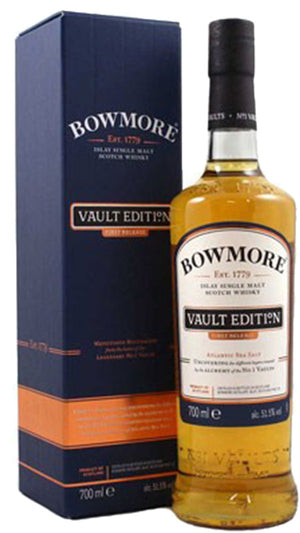 Bowmore Vault Edition Islay Single Malt Scotch Whisky 1st Release