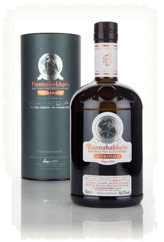 Bunnahabhain Ceobanach Single Malt Scotch Whiskey