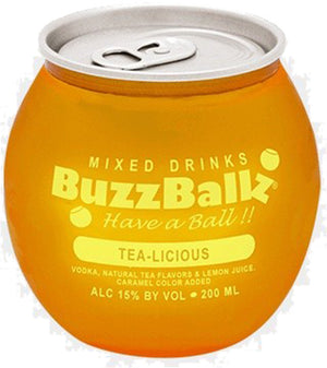 Load image into Gallery viewer, Buzzballz Tea-Licious