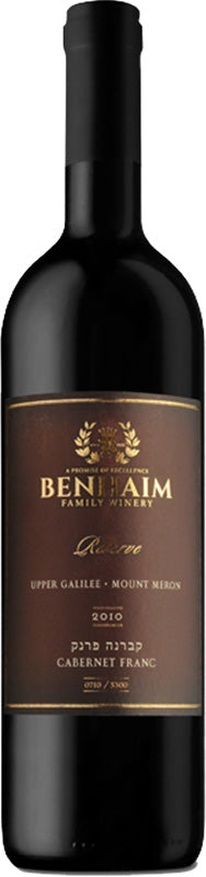 Load image into Gallery viewer, Benhaim Reserve Cabernet Franc