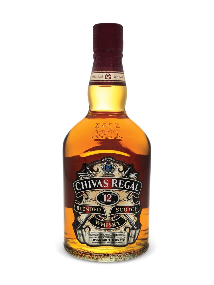 Load image into Gallery viewer, Chivas Regal 12 Year Old Blended Scotch Whisky