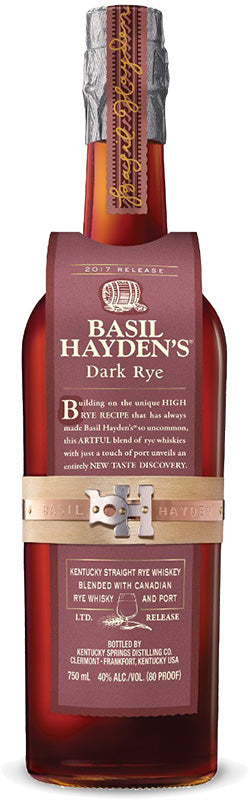 Load image into Gallery viewer, Basil Hayden's Dark Rye