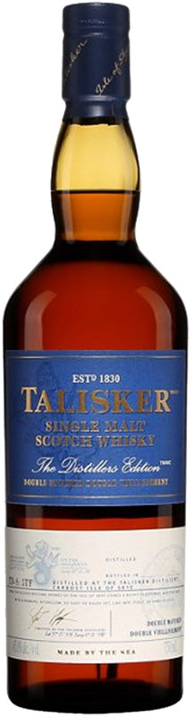 Load image into Gallery viewer, Talisker Distillers Edition Scotch Single Malt 750ml