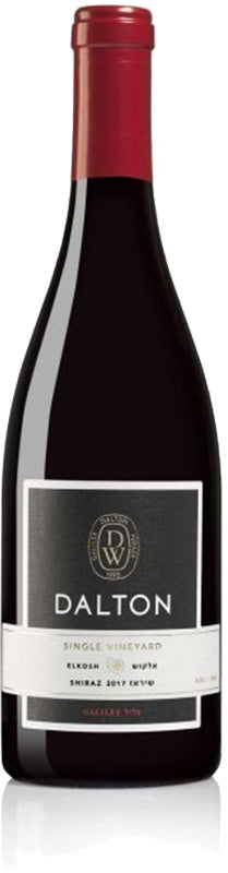 Dalton Single Vineyard Elkosh Shiraz